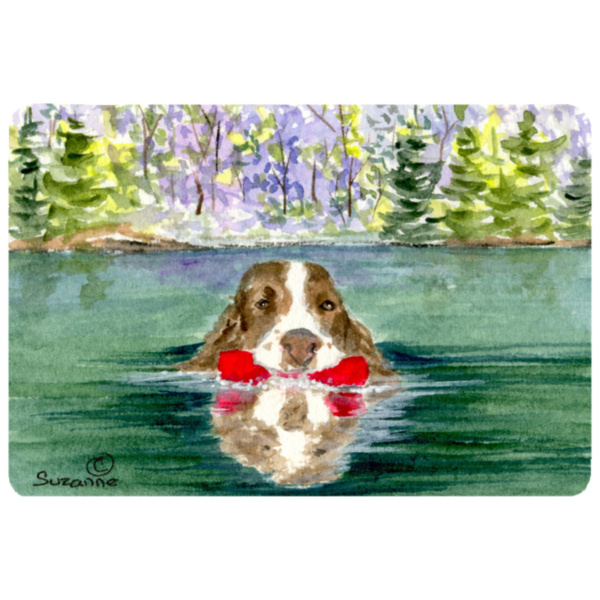 Springer Spaniel Mouse pad, hot pad, or trivet