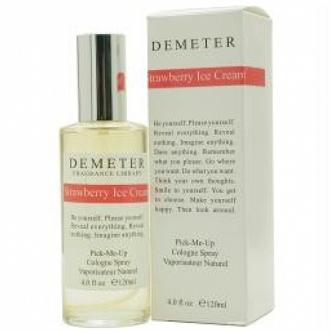 Demeter By Demeter Strawberry Ice Cream Cologne Spray 4 Oz