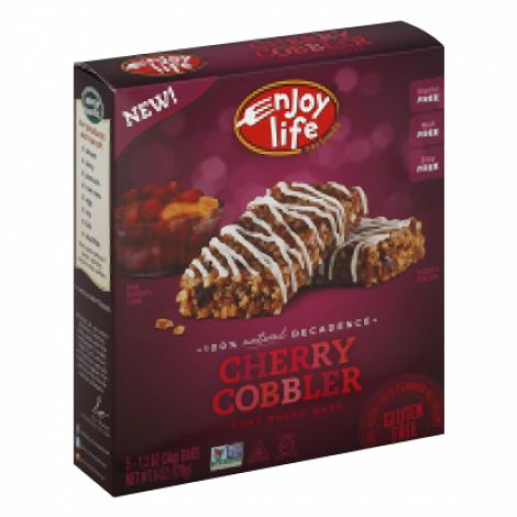 Bar Soft Baked Cherry Cobbler 6 Oz (Pack Of 6 )