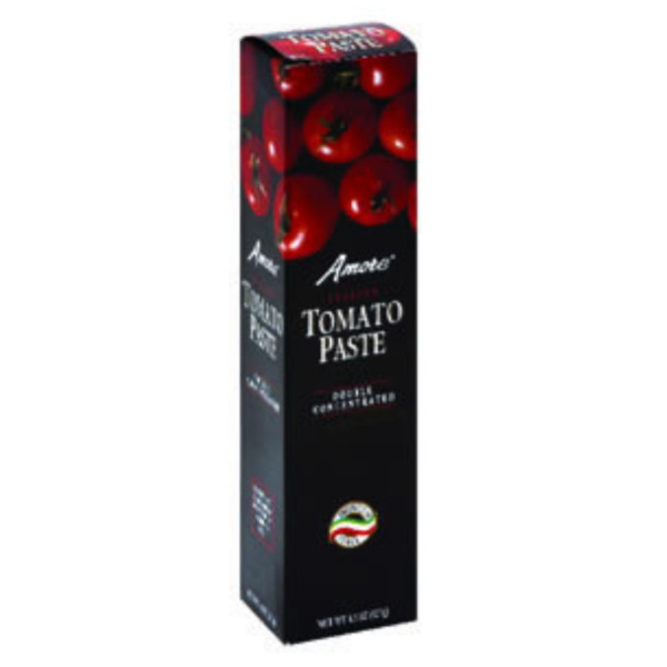 Amore Tomato Tube 4.5 Oz (Pack of 12)