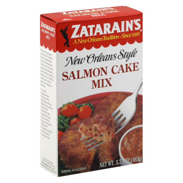 Mix Salmon Cake (Pack of 12)