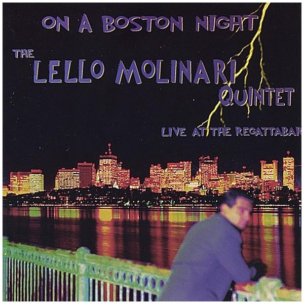 Product Image: Lello Molinari - On a Boston Night [CD]