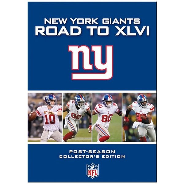 Product Image: New York Giants: Road to 46 [DVD]