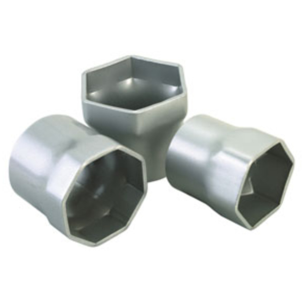 "Product Image: 3-1/2"" 3/4"" Drive 8 Point Wheel Bearing Locknut Socket"