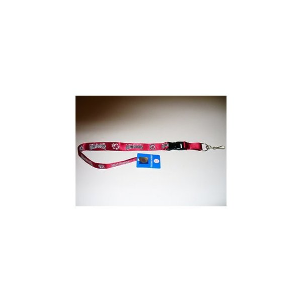 Product Image: South Carolina Gamecocks Lanyard With Breakaway Safety Fastener