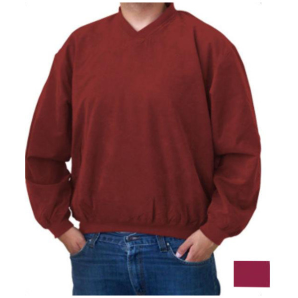 Colorado Timberline WSG Hiwan Mens Burgandy Microfiber Windshirt 2 X-Large