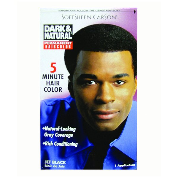 DDI Dark And Natural Hair Color Men Jet Black- Case of 12