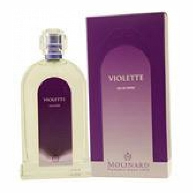 Les Fleurs Violette By Molinard Edt Spray 3.3 Oz