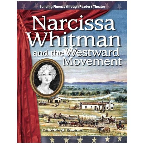 Product Image: Teacher Created Materials 11542 Narcissa Whitman and the Westward Movement