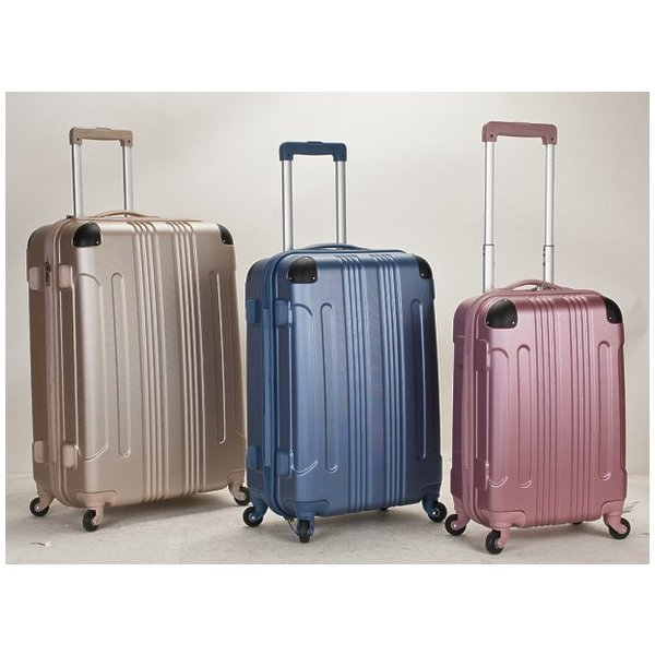 Product Image: Rockland F190-Blue 3 PC Abs Upright Set