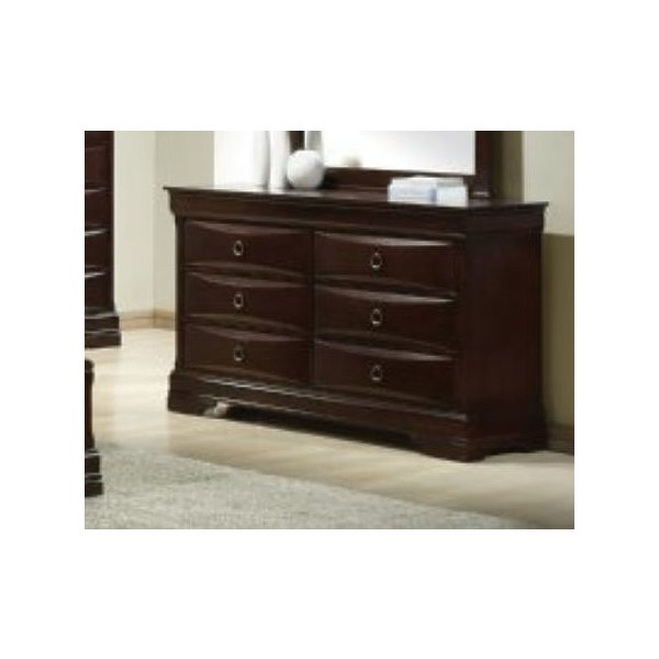MYCO Furniture LE3407DR Lexington Dresser
