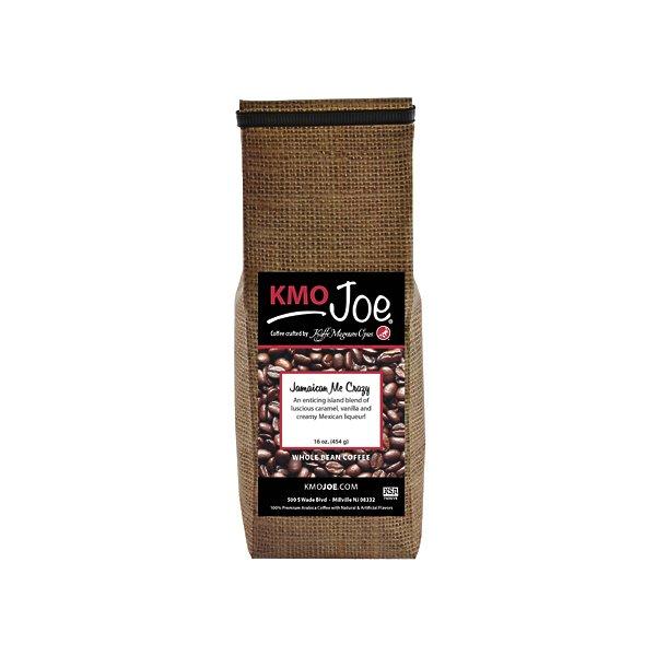 Product Image: Kaffe Magnum Opus 667398000731 Jazzy Java Flavored Coffee - WholeBean