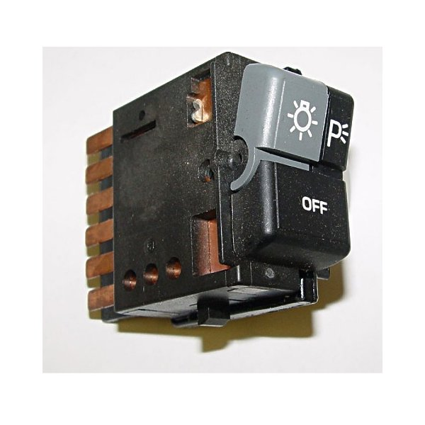 Omix-ADA 172340.07 Headlight Switch 81-86 Jeep CJ Models