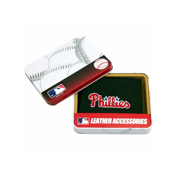 Rico RBL5902 MLB Licensed Embroidered Billfold - Philadelphia Phillies