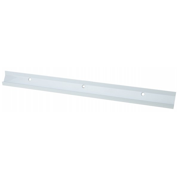 Organized Living - Schulte 7913-4480-11 80 in. White Hanging Rail Pack Of 8
