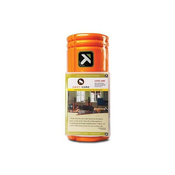 Product Image: Trigger Point Performance Therapy TRP217 Smrt-Core Level 1 Bundle Pack Kit, Orange & Black