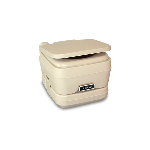 Product Image: Dometic - 964 MSD Portable Toilet 2.5 Gallon Parchment