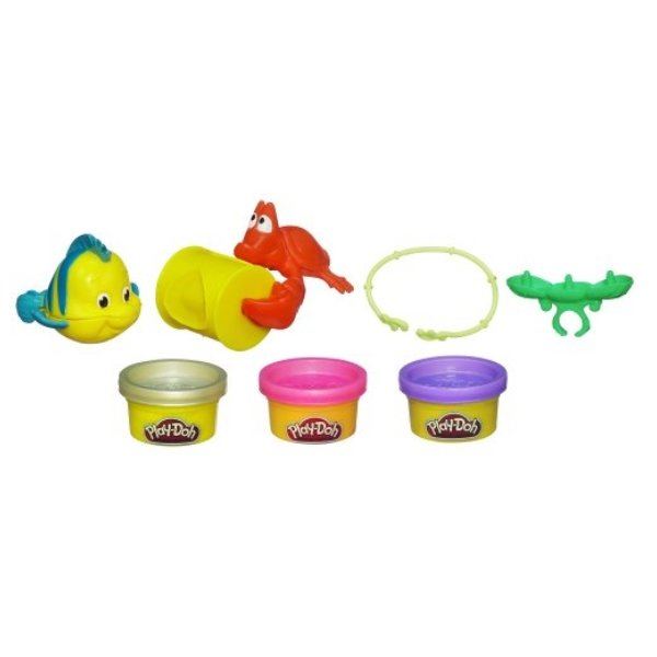 Product Image: Play-Doh Disney Princess Ariel's Jewels and Gems Set