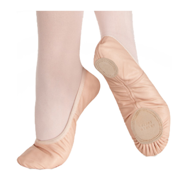 Product Image: Body Wrappers Womens Ballet Slipper Sterling 202a -Theatrical P 5