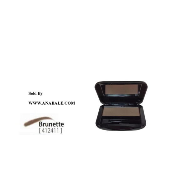 Product Image: Color Me Beautiful, Brush On Brow Powder, Brunette [ 412411 ], 0.1 oz. (3g)