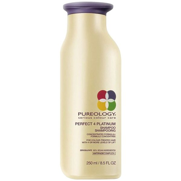 Product Image: Pureology Perfect 4 Platinum Shampoo 8.5 oz
