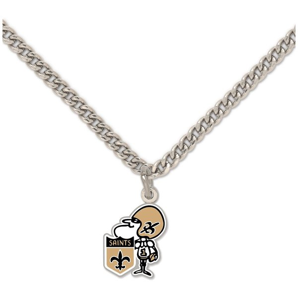 Product Image: New Orleans Saints Official NFL 18 inch Necklace by Wincraft 290007