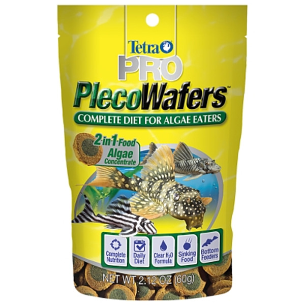 Product Image: United Pet Group Tetra - Tetraveggie Algae Wafers Extreme 2. 12 Ounce