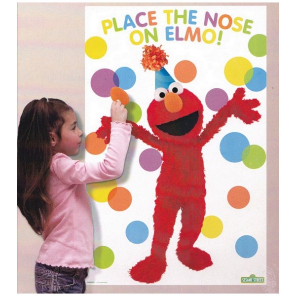 Product Image: Sesame Street Elmo Party Game - 279597