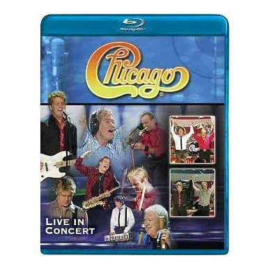 Chicago:Live in Concert