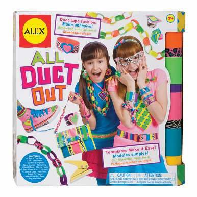 All Duct Out Kit-