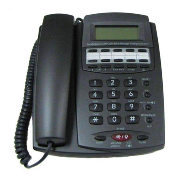 Caller ID Feature Telephone