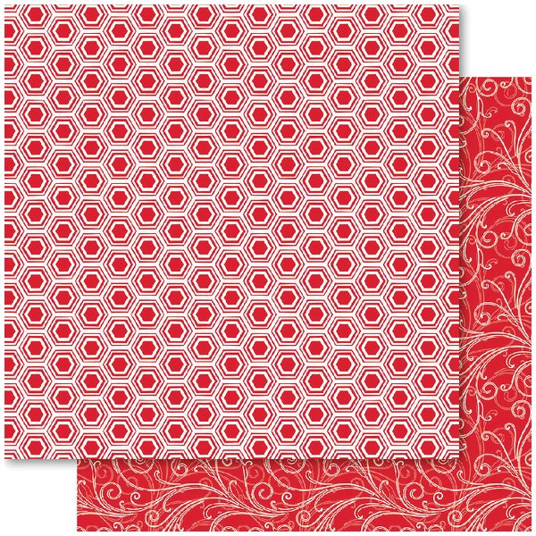 "Product Image: Bella! Fusion Double-Sided Cardstock 12""X12"""