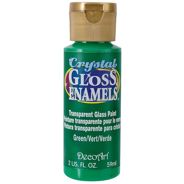 Product Image: Crystal Gloss Enamels 2oz-Deep Green