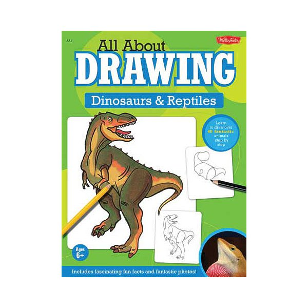 Product Image: Walter Foster - All About Drawing Book - All About Drawing: Horses & Pets