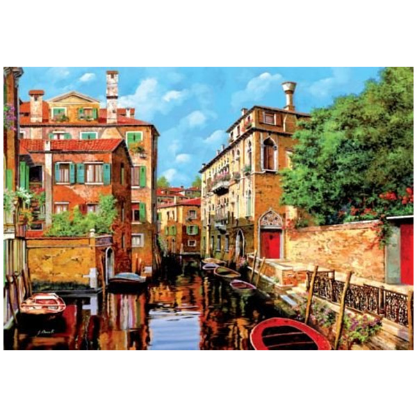 Product Image: Light In Venice, Guido Borelli 2000 Piece Puzzle