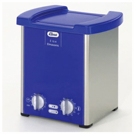 Elma Elmasonic 1.75 Liter Heated Ultrasonic Cleaner And Basket