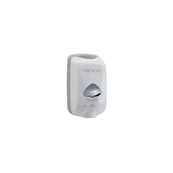 Tfx Touch Free Dispenser, Dove Gray, 6W X 4D X10.5H, 1200 Ml