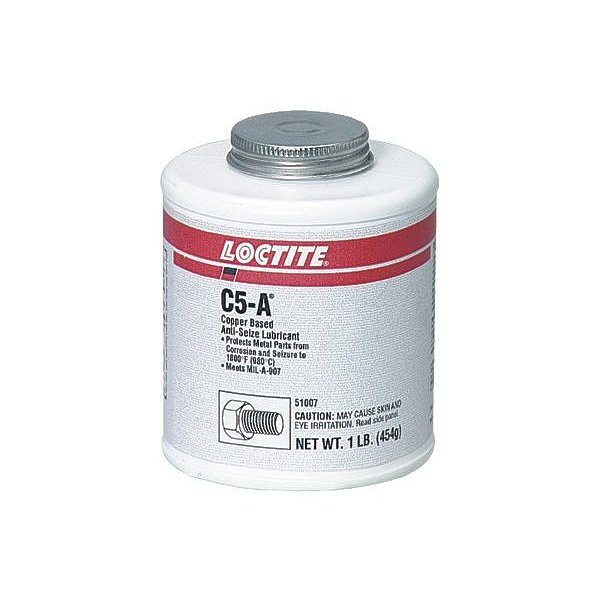 C5-A Copper Based Anti-Seize Lubricant, 4 Oz Can