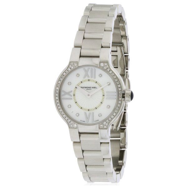 Raymond Weil Noemia Diamond Ladies Watch 5927-STS-00995