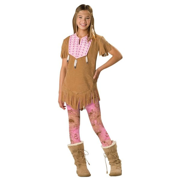 Product Image: Indian Maiden Tween Costume As Shown Tween 10-12
