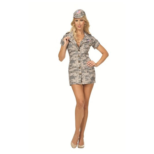 Desert Dolly Costume As Shown Women M (6-8)