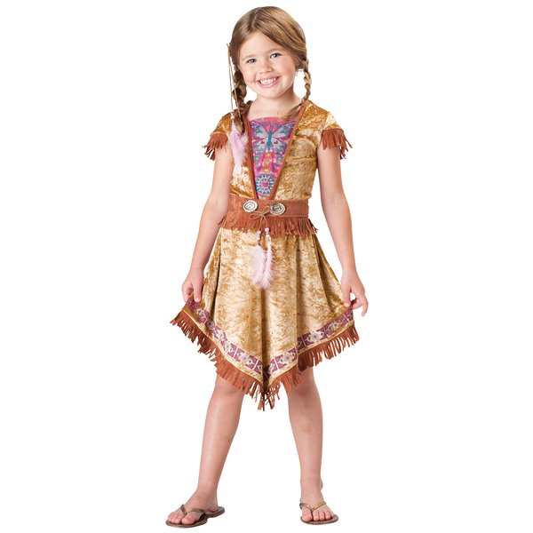 Product Image: Indian Maiden-To-be-Child-Costume As Shown Girls Size 4