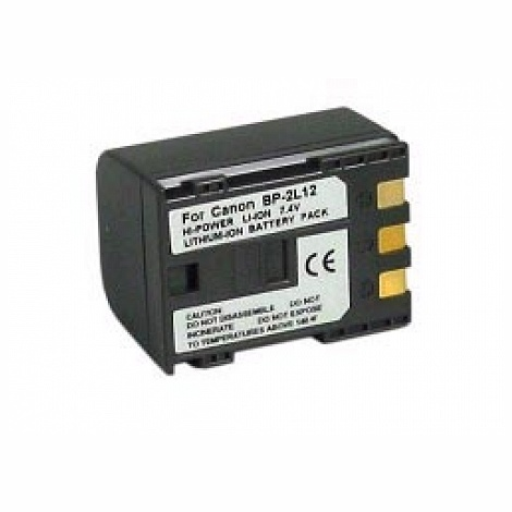 1500mah Battery For Canon Bp-2l12