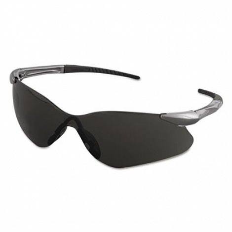 Product Image: JACKSON SAFETY V30 Nemesis VL Safety Glasses, Gun Metal Frame, Smoke Lens